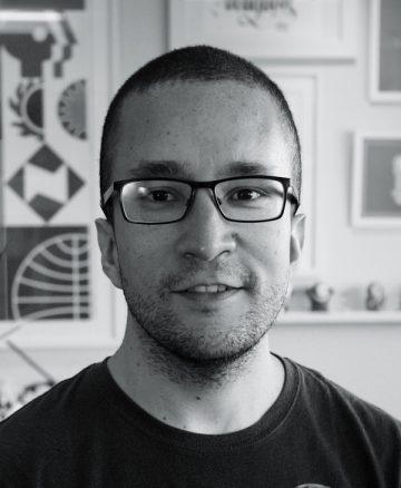 Designer Alexandre Moraes