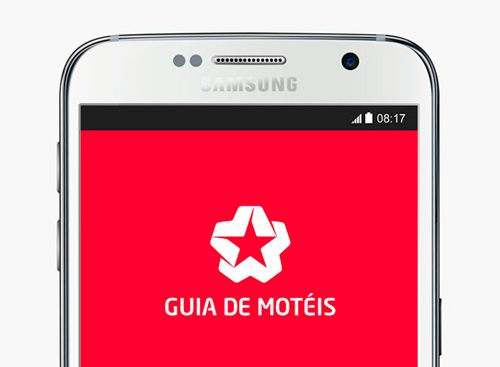 Criação da marca do Guia de Motéis - Aplicação Mobile