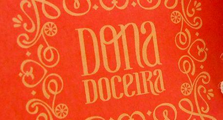 Criação do Logotipo da Dona Doceira - Detalhes