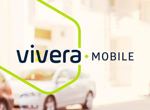 Criação da Marca da Vivera Mobile