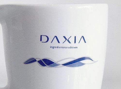 Criação da Marca da Daxia - Xícara