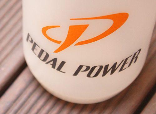 Criação do Logotipo da Pedal Power - Squeeze