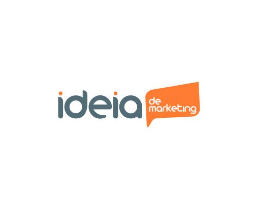 Logotipo Ideia de Marketing