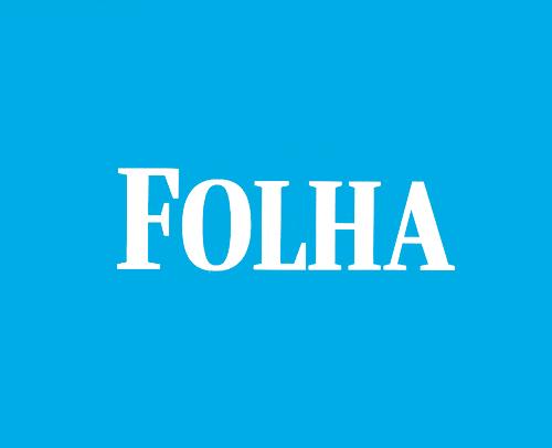 Logotipo Folha de SP