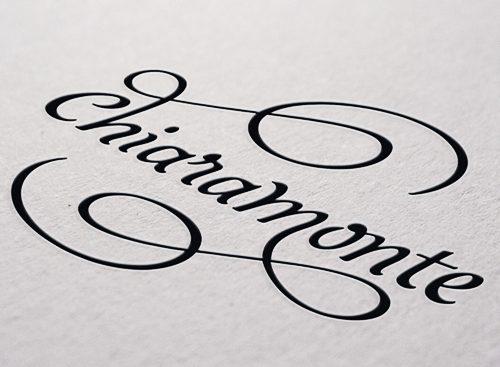 Criação da Marca do Restaurante Chiaramonte
